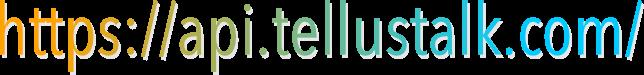 https://api.tellustalk.com/ vår nya URL för anrop